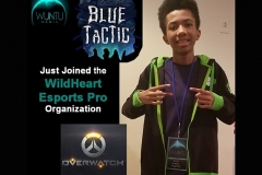 BlueTactic - Joined a Pro Team