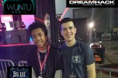 Andrew Garza of AVGL & Pro Gamer BlueTactic at DreamHack