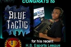 BlueTactic - Fortnite Interview by HS Esports League
