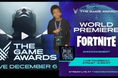 Pro Gamer BlueTactic - The Game Awards 2018