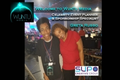 BlueTactic & Greta Russo, Celebrity Event Planner of SUP Creative Group