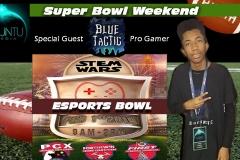 BlueTactic - Guest Panelist - Super Bowl Week Esports Event