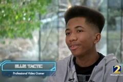 BlueTactic Featured in GA Gamers Primetime WSB-TV Special
