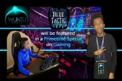 BlueTactic - to be Featured in Primetime TV Special