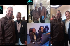 WunTu Media w/ Lonnie Johnson, Nick Young & Theo Ratcliff at new Esports Arena party