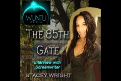 Stacey Wright Interview on The 85th Gate