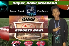 BlueTactic - Guest Panelist - SuperBowl Week Esports Bowl