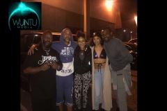Sly Pyper with Singer/Writer Kaylie